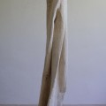Larisa Trousers (from the cycle All Good Things...), 2013, wood, 163 x 35 x 25 cm Close